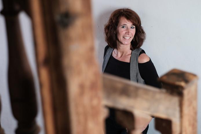 De Doesburgse zangeres Esther Pelgrom. Foto: Jan Ruland van den Brink