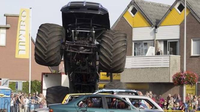 """Chauffeur: """"Fouten gemaakt bij testen monstertruck"""""""