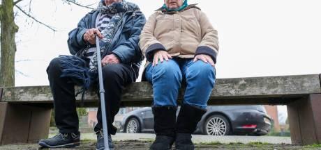 Stoeptegel in Breugel is struikelblok voor senioren