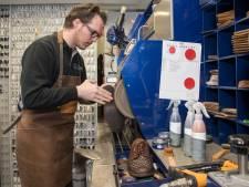 Marius uit Nunspeet is de beste schoenmaker