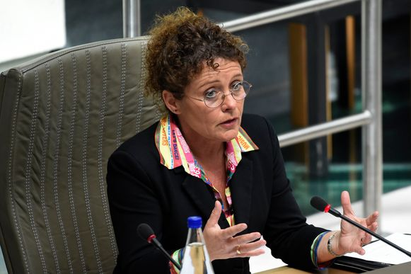 Vlaams minister van Mobiliteit Lydia Peeters (Open VLD) wil wachten op Europese richtlijnen.