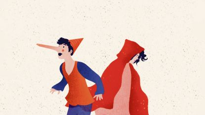 Roodkapje to the rescue: hoe sprookjes in coronatijden kunnen helpen als therapie