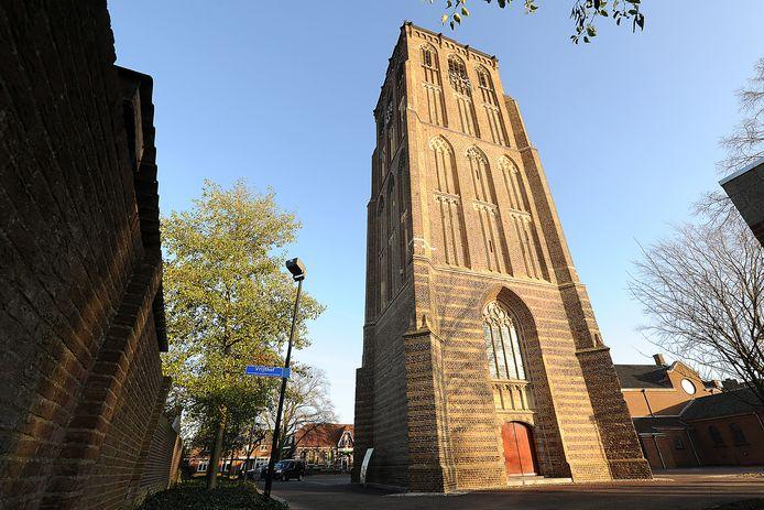 De kerk van Sambeek.