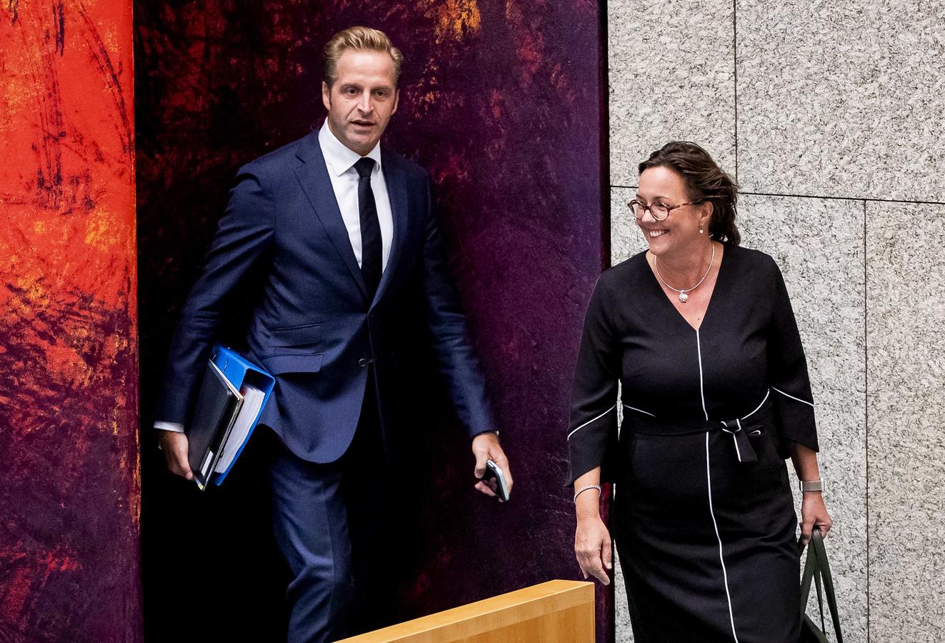 VBGA Minister VWS