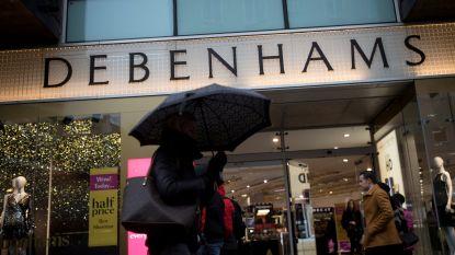 Belg aan het roer van noodlijdende Britse warenhuisketen Debenhams
