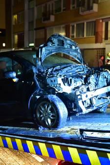 Opnieuw auto uitgebrand in Utrecht