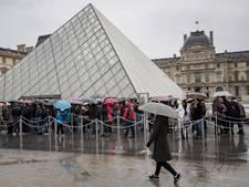 Louvre opent weer deuren na aanval