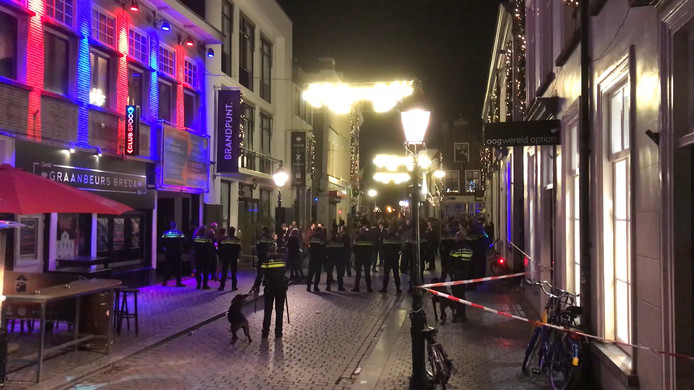 Het Scholieren Gala Breda werd maandag 10 december vroegtijdig afgelast door de burgemeester.