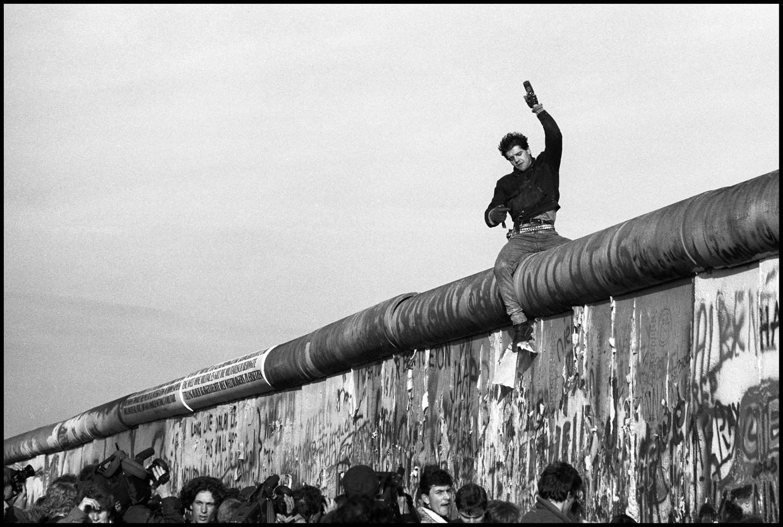 Berlijn, 11 november 1989.