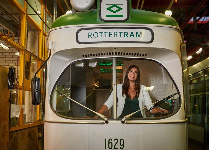 Suzanne Knegt van RotterTram.