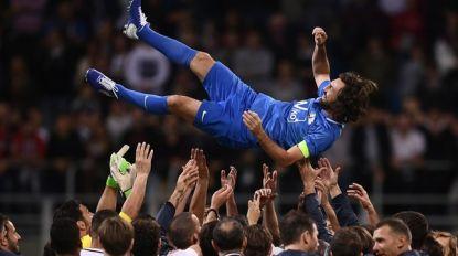 'De avond van de meester': Andrea Pirlo zwaait af tijdens grootse afscheidsmatch