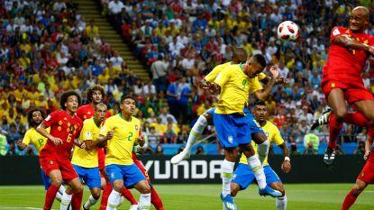 Kompany onthult opmerkelijke geschiedenis van eerste WK-goal tegen Brazilië: eerst de gemiste meeting door slaappil, nadien het cruciale gesprek met Henry