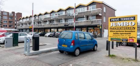 Eigenaar mag van gemeente geen betaald parkeren invoeren aan Leusderweg; slagbomen moeten openblijven