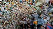 Meer dan 20.000 origami's tentoongesteld