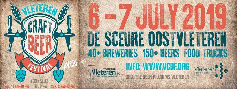 Vleteren Craft Beer Festival 2019