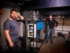 OTG.energy uit Zeewolde bedenkt systeem om zelf opgewekte groene stroom op te slaan