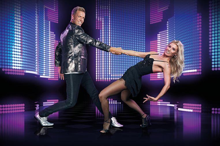 Dancing With The Stars - James Cooke & Björk Gunnarsdóttir