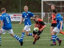 Derby eindigt na flitsende start in remise