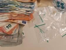 Dealer met verschillende soorten drugs aangehouden in Roosendaal