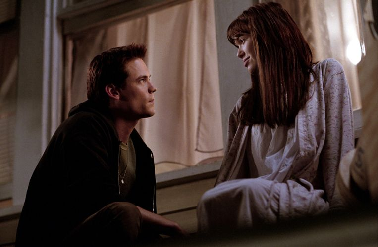 Shane West en Mandy Moore in 'A Walk To Remember'