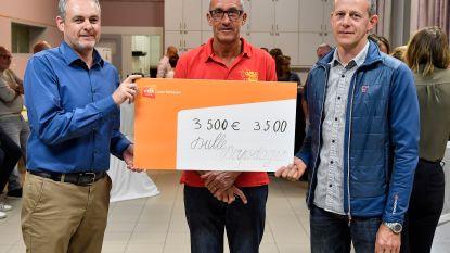 Dulle Dorpsdagen levert 7.000 euro op voor goede doel