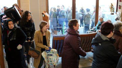 Retrodag in Kringwinkels Den Azalee