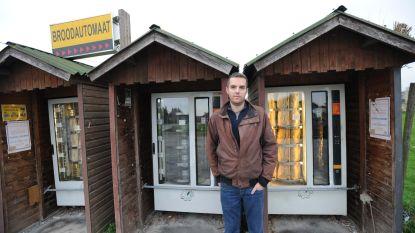 """Twee jaar nadat broodautomaatdieven gevat werden, wacht bakker nog steeds op nieuws: """"Onbegrijpelijk dat dit zo lang duurt"""""""