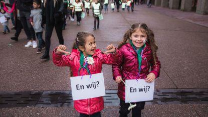 IN BEELD. Genks jeugdwelzijnswerk op straat tegen besparingen
