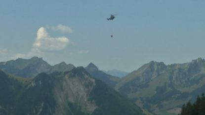 VIDEO. Helikopter brengt duizenden koeien water