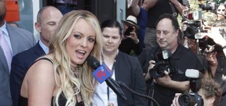 'Pornoster Stormy Daniels zegt deelname Big Brother af'
