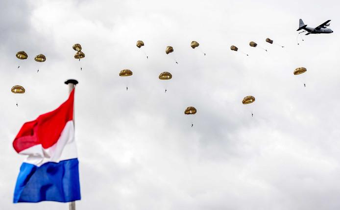 Luchtlandingen op Klein Amerika bij Groesbeek vormen in 2019 een van de onderdelen van de herdenking van 75 jaar Market Garden.