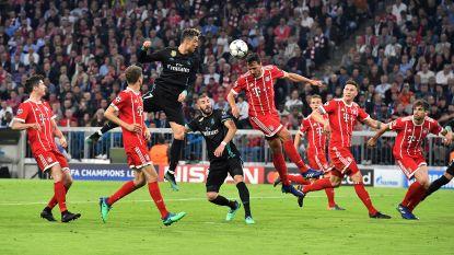Real Madrid zonder goed te spelen op zucht van derde Champions League-finale op rij na 1-2-zege bij Bayern