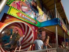 De kermis in Leende is uitgebreid met een Lunapark maar duurt ook een dag korter