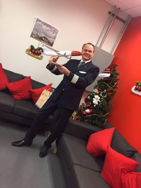 Harold van Dam vloog 24 jaar bij Martinair en vliegt sinds eind 2014 bij Norwegian.