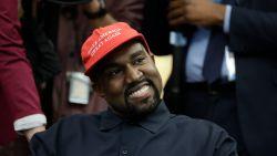 Kanye West dit jaar dan toch geen presidentskandidaat
