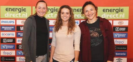 Tilburgse Jeslynn Kuijpers blijft bij PSV: 'Ik ben benieuwd hoe het loopt'