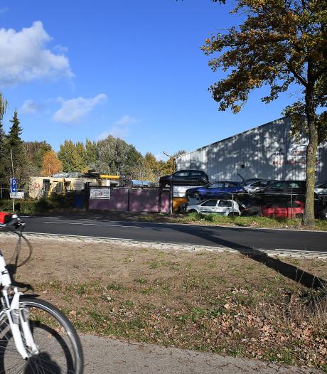Autosloperij Claassen mag terrein uitbreiden en verbouwen langs Sint Anthonisweg