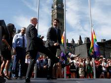 De leukste premier van de wereld zegt het met sokken