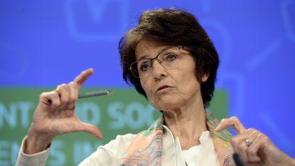 Marianne Thyssen (61) kondigt politiek afscheid aan