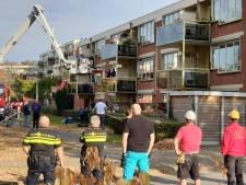 Asbest in wooncomplex Enschede: bewoners nog niet naar huis
