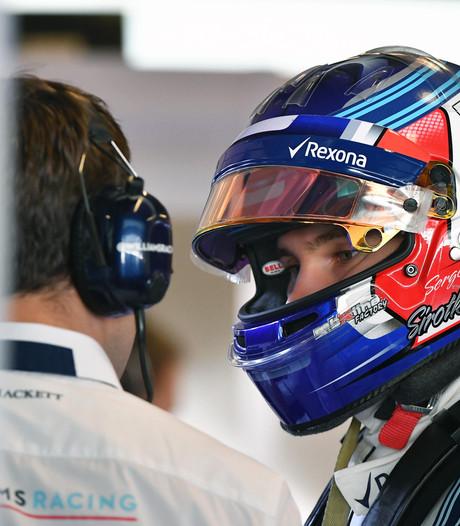 'Niet Kubica maar Sirotkin favoriet bij Williams'