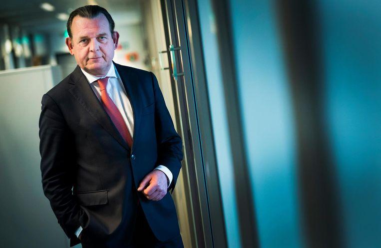 Ombudsman Reinier van Zutphen: 'De burgemeesters en politiemensen die wij spraken voor dit onderzoek vinden ook dat demonstratierecht een grondrecht is dat zo veel mogelijk gefaciliteerd moet worden.' Beeld ANP