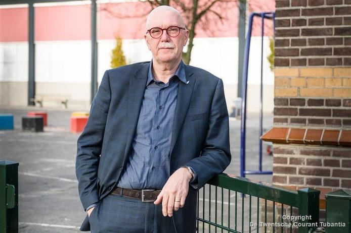Jan Morsink neemt woensdag 30 november officieel afscheid als bestuurder van het katholiek basisonderwijs in Noordoost-Twente.