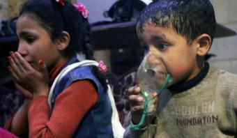 Syrische ooggetuigen verklaren op Russisch verzoek: 'er was geen gifgasaanval in Douma'