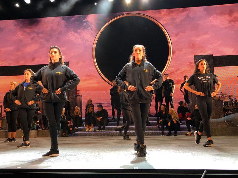 Wij waren aanwezig op een repetitie voor de grote show, exact 25 jaar na de start van Riverdance.