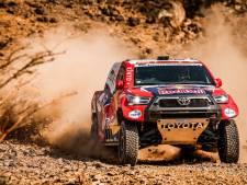 Van den Goorbergh net buiten de top 10, Van Loon opnieuw in problemen in Dakar Rally