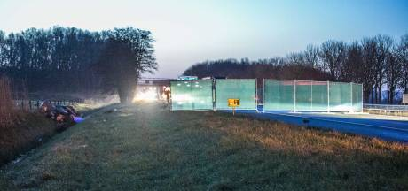 A12 en A18 weer open voor verkeer uit Achterhoek en Duitsland
