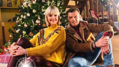 Filip D'haeze en Eveline Cannoot brengen samen kerstsingle uit