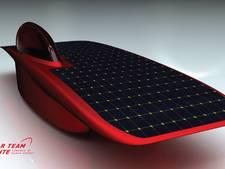 Nieuwe zonneauto Solar Team Twente halve meter smaller