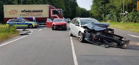 Nederlandse vrouw gewond bij ongeval in Duitsland